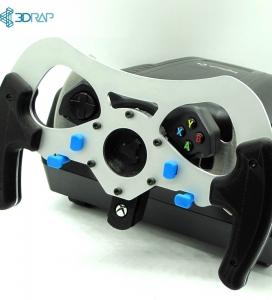 GT Wheel AddOn for Logitech G29 / G920   3DRap
