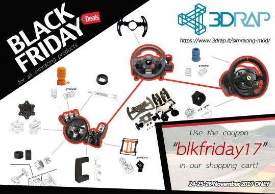 3drap Simracing Mods Black Friday