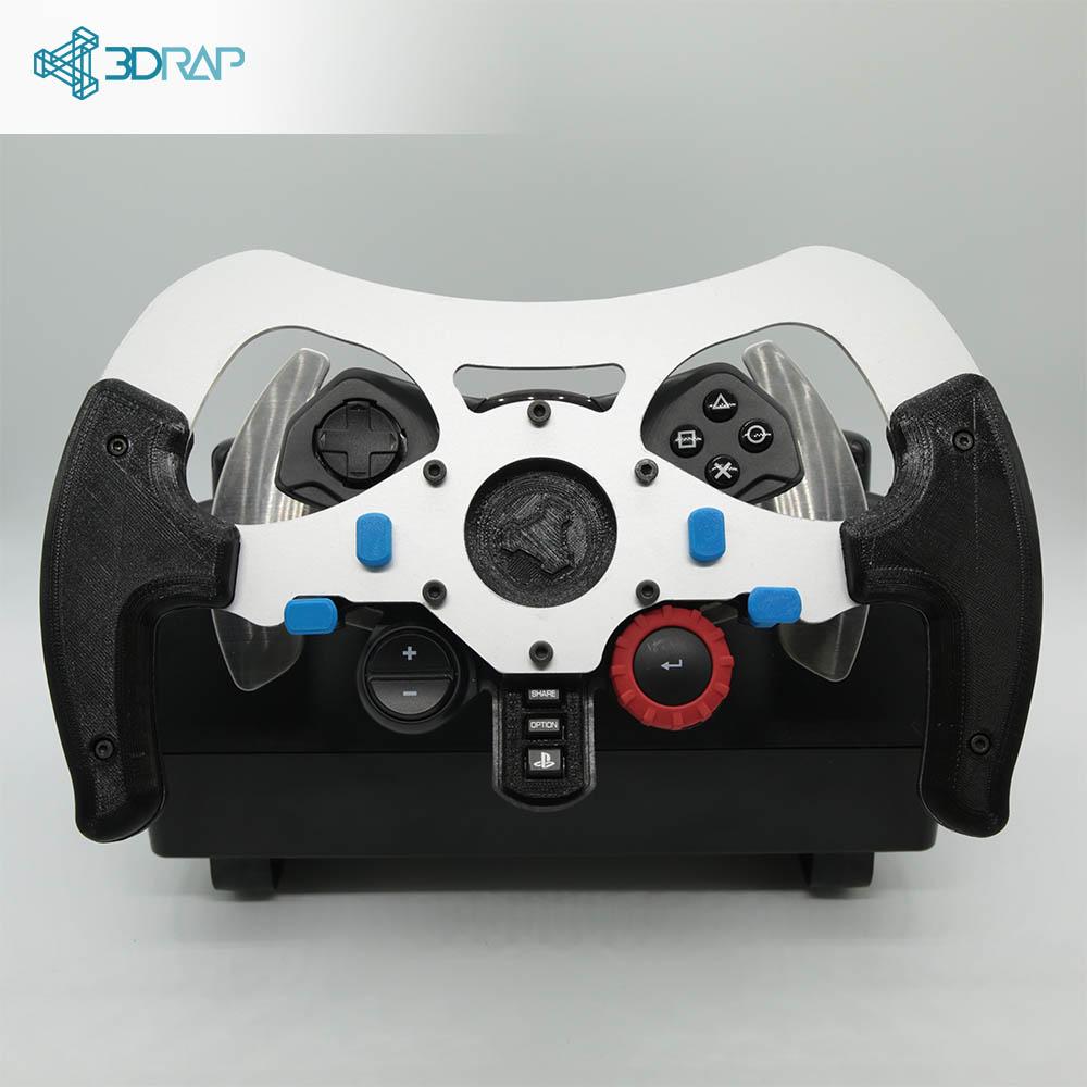 F1 Wheel AddOn for Logitech G29 / G920