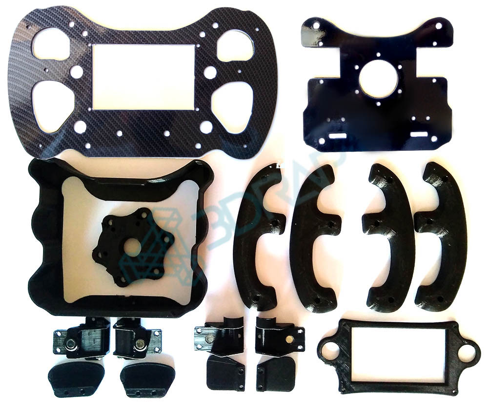 Potentiometer Replacement KIT – Logitech Pedals solution by