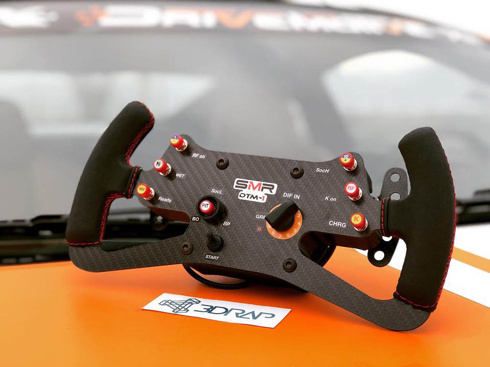 dtm gt rim addon carbon logitech thrustmaster osw by speedmax