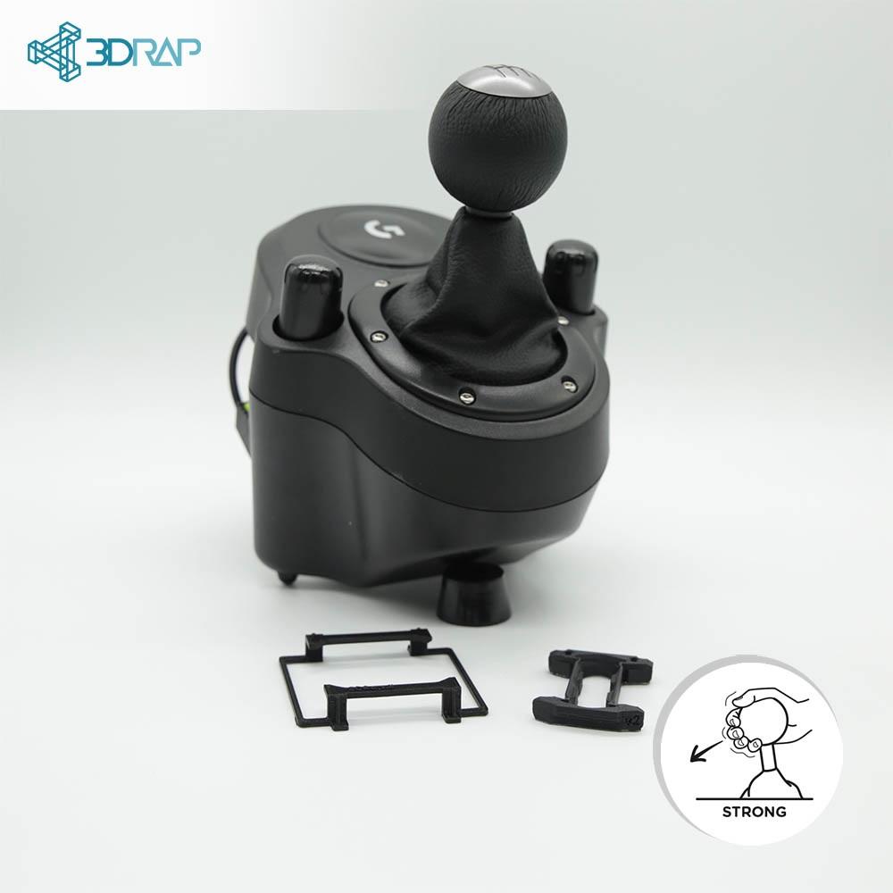 Mod Cambio / H Shifter v2 Logitech G25 G27 G29 G920 - Improved feel