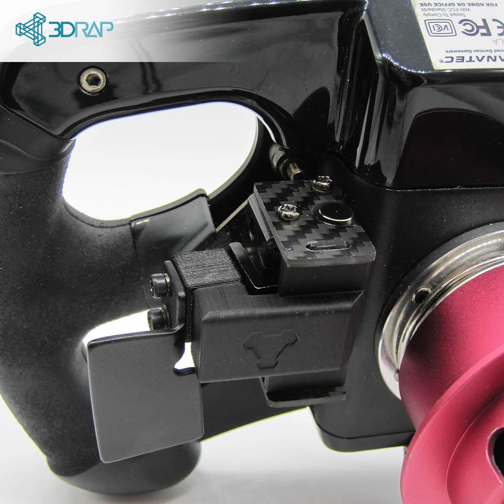 Magnetic Paddles for Fanatec Wheels - 3DRap AddOn