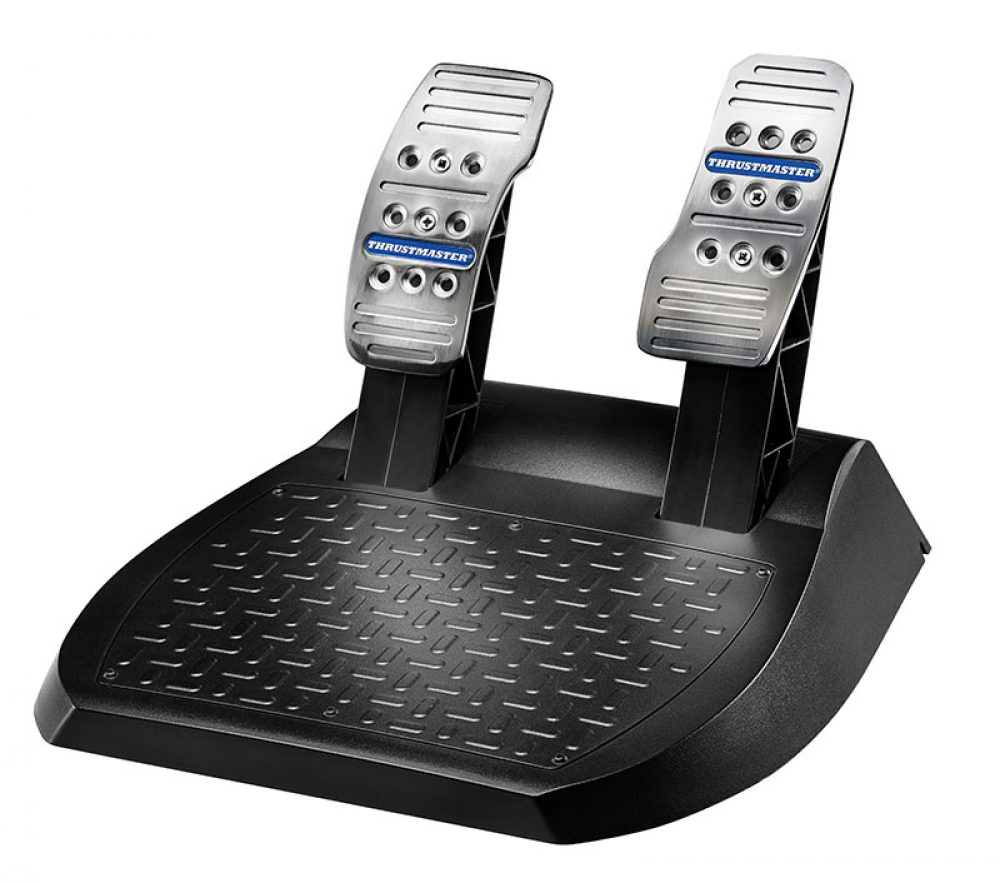 Brake Pedal MOD - Thrustmaster 2 Pedals Standard